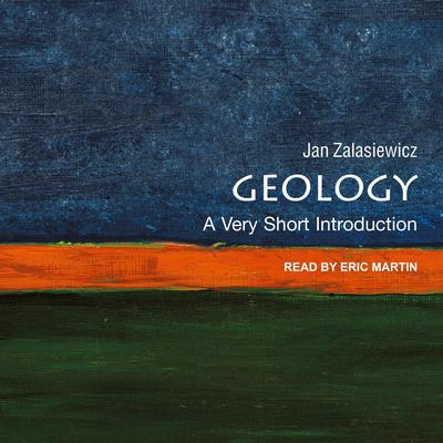 Geology by Jan Zalasiewicz audiobook