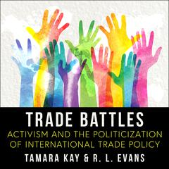 Trade Battles by R.L. Evans audiobook