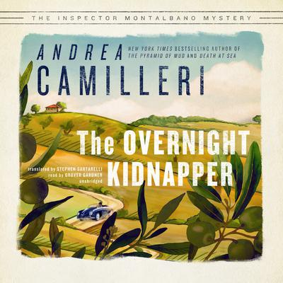 The Overnight Kidnapper by Andrea Camilleri audiobook
