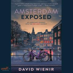 Amsterdam Exposed by David Wienir audiobook