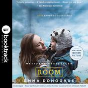 Room: A Novel by  Emma Donoghue audiobook