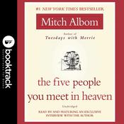 The Five People You Meet in Heaven by  Mitch Albom audiobook
