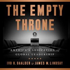 The Empty Throne by Ivo H. Daalder audiobook