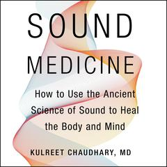 Sound Medicine by Kulreet Chaudhary audiobook