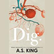 Dig by  A. S. King audiobook