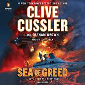 Sea of Greed by  Clive Cussler audiobook