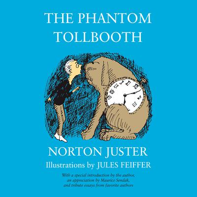 The Phantom Tollbooth by Norton Juster audiobook