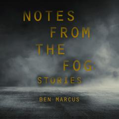 Notes from the Fog by Ben Marcus audiobook