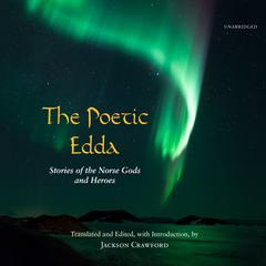 The Poetic Edda by Jackson Crawford audiobook