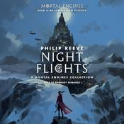 Night Flights by  Philip Reeve audiobook
