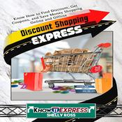 Discount Shopping Express by  KnowIt Express audiobook
