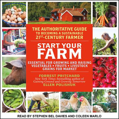 Start Your Farm by Forrest Pritchard audiobook
