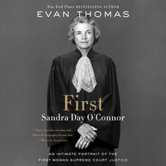 First by Evan Thomas audiobook