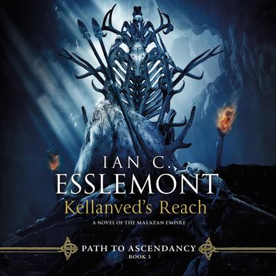 Kellanved's Reach by Ian C. Esslemont audiobook