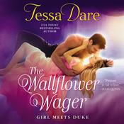 The Wallflower Wager by  Tessa Dare audiobook