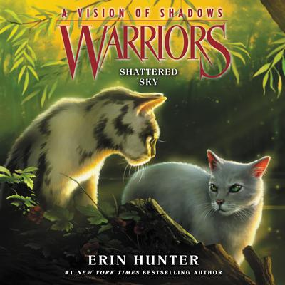 Warriors: A Vision of Shadows #3: Shattered Sky by Erin Hunter audiobook
