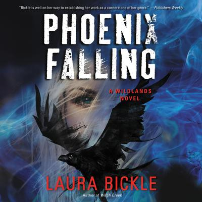 Phoenix Falling by Laura Bickle audiobook