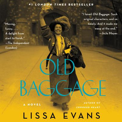 Old Baggage by Lissa Evans audiobook