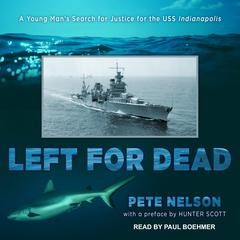 Left for Dead by Pete Nelson audiobook