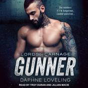Gunner by  Daphne Loveling audiobook