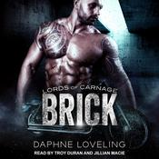 Brick by  Daphne Loveling audiobook