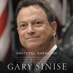 Grateful American by Gary Sinise audiobook