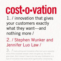 Costovation by Stephen Wunker audiobook