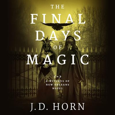 The Final Days of Magic by J. D. Horn audiobook