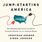 Jump-Starting America by  Simon Johnson audiobook
