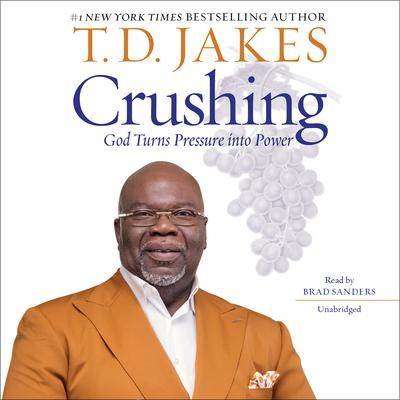 Crushing by T. D. Jakes audiobook