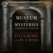 The Museum of Mysteries by  Steve Berry audiobook