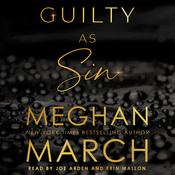 Guilty as Sin by  Meghan March audiobook