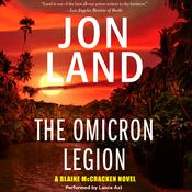 The Omicron Legion by  Jon Land audiobook