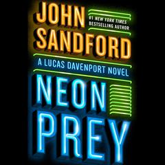 Neon Prey by John Sandford audiobook
