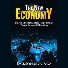 The New Economy by Jackson Moonga audiobook