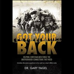 Got Your Back by Gary Yagel audiobook