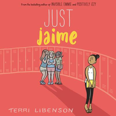 Just Jaime by Terri Libenson audiobook