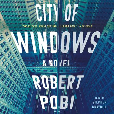 City of Windows by Robert Pobi audiobook