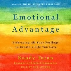 Emotional Advantage by Randy Taran audiobook
