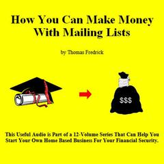 Home Income Money Machine by Thomas Fredrick audiobook