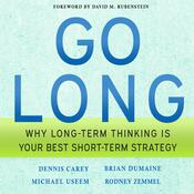 Go Long by  Michael Useem audiobook