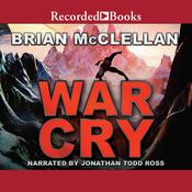 War Cry by  Brian McClellan audiobook