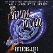 Return to Zero by  Pittacus Lore audiobook
