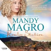 Rosalee Station by  Mandy Magro audiobook