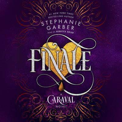 Finale by Stephanie Garber audiobook