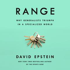 Range by David Epstein audiobook