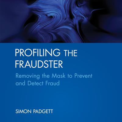 Profiling The Fraudster by Simon Padgett audiobook
