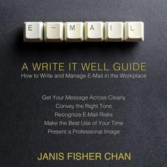 E-Mail by Janis Fisher Chan audiobook