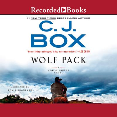 Wolf Pack by C. J. Box audiobook