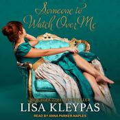 Someone to Watch Over Me by  Lisa Kleypas audiobook